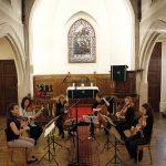 Enregistrement Sextuor. Paris, 17/09/2010